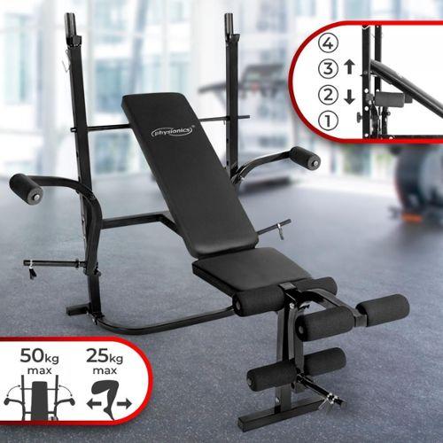 Banc De Musculation Complet Multifonction Pas Cher Ou Doccasion Sur