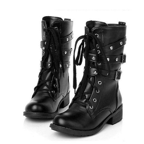 3da8f2e2da3e35 bottes gothiques femme pas cher ou d'occasion sur Rakuten