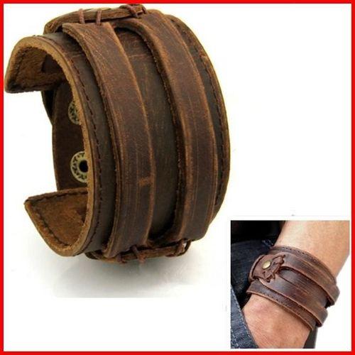 1803f46b46 bracelet cuir homme pas cher ou d'occasion sur Rakuten