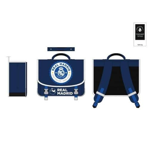46d54e2668 cartable real madrid pas cher ou d'occasion sur Rakuten