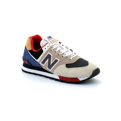 new products 4e1b1 f78d7 chaussure baskets new balance 574 homme