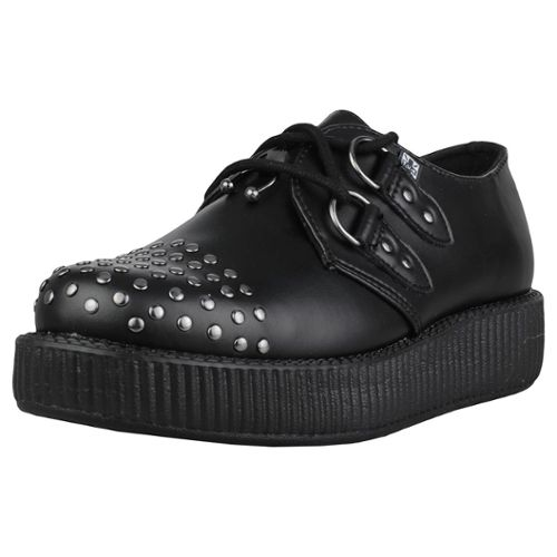 new style 3ab2a 338f8 chaussures creepers femme