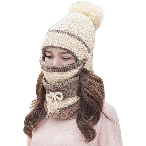 fb8c8ed92fd5d echarpe laine beige pas cher ou d'occasion sur Rakuten