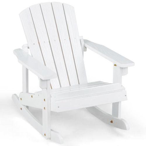fauteuil jardin bois pas cher ou d\'occasion sur Rakuten