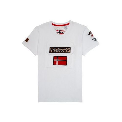 253cf9f288 geographical norway blanc pas cher ou d'occasion sur Rakuten