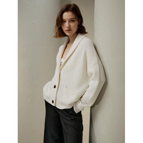 9f56c4c8c90 gilet long laine femme pas cher ou d occasion sur Rakuten