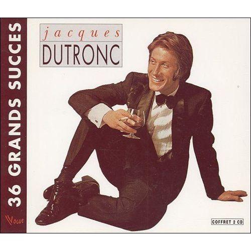 Jacques Dutronc Grands Succes Pas Cher Ou Doccasion Sur Rakuten