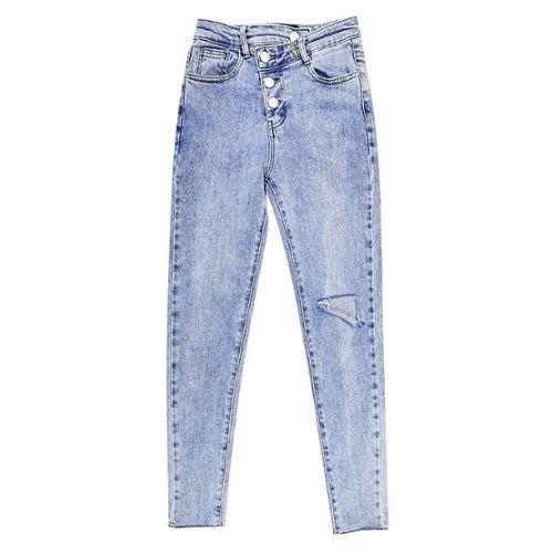 513f2ec373d98 jeans slim femme taille haute pas cher ou d'occasion sur Rakuten