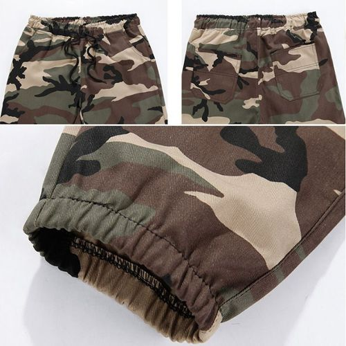 Homme Jogging militaire Taille