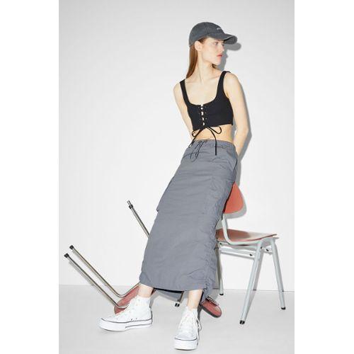 d6f05a82f6be50 jupe gris 42 l pas cher ou d'occasion sur Rakuten