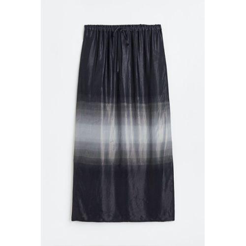 872fd95b240138 jupe noire viscose pas cher ou d'occasion sur Rakuten