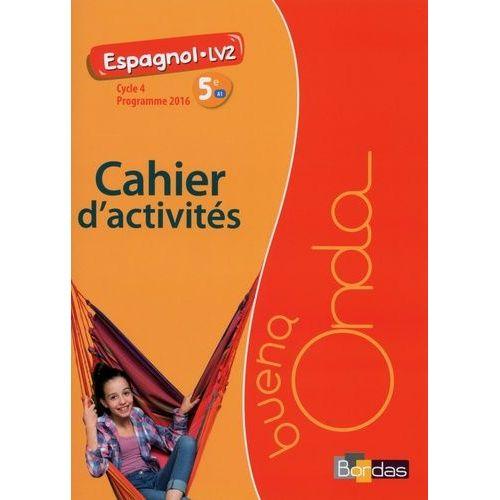 Livre Espagnol 5eme Pas Cher Ou D Occasion Sur Rakuten
