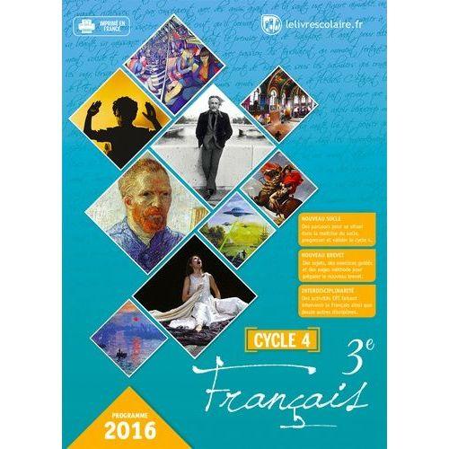 Livre Francais 3eme Pas Cher Ou D Occasion Sur Rakuten
