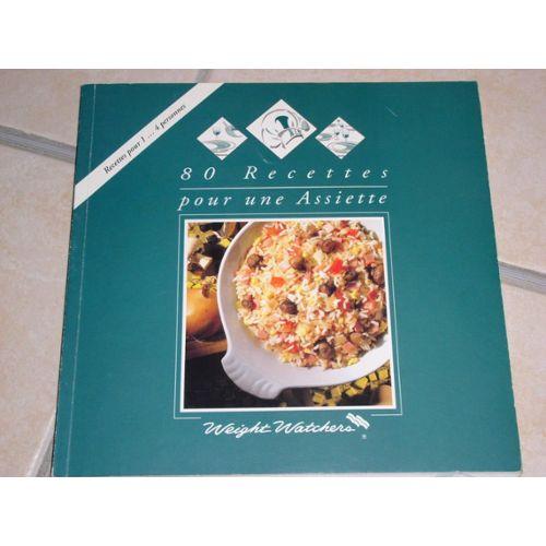 Livre Recettes Weight Watchers Pas Cher Ou D Occasion Sur