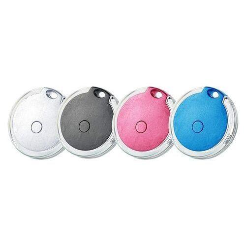 2pcs Localisateur D/'objets Tracker GPS Bluetooth Alarme 5,2x3,1x1,1 cm