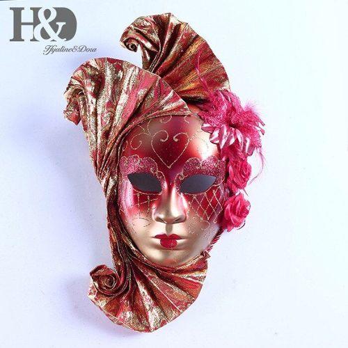 Masque Venitien Decoration Murale