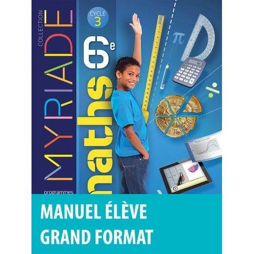 Maths 6e 2016 Pas Cher Ou D Occasion Sur Rakuten