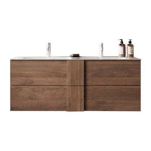 meuble de salle de bain avec double vasque pas cher ou d\'occasion ...