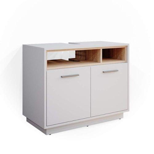 meuble salle de bain bois 80 cm pas cher ou d\'occasion sur Rakuten