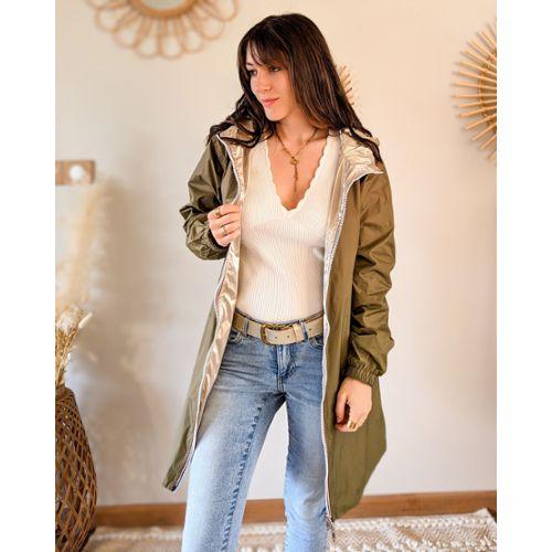 168a937a33c4a parka manteau femme pas cher ou d'occasion sur Rakuten