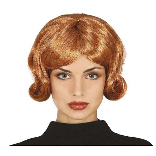 perruque brune pas cher ou d'occasion sur