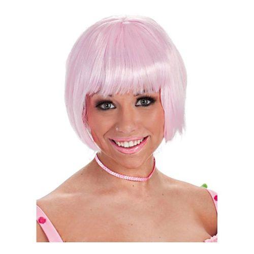 perruque rose pas cher ou d'occasion sur
