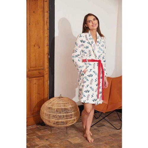 0e39e7cbab767 robe chambre femme blanc pas cher ou d'occasion sur Rakuten
