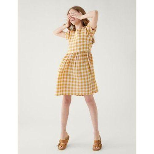 4b77e60de2971 robe coton jaune pas cher ou d'occasion sur Rakuten