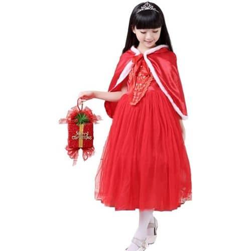 7cfa1ea8b199e robe de ceremonie enfant rouge pas cher ou d occasion sur Rakuten