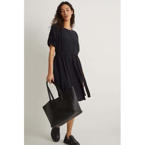 331948a94f9 robe noir taille 44 pas cher ou d occasion sur Rakuten