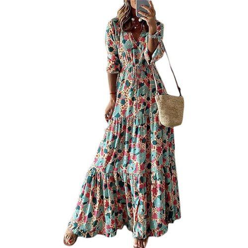 1489698bc08 robe soiree bleu longue pas cher ou d occasion sur Rakuten