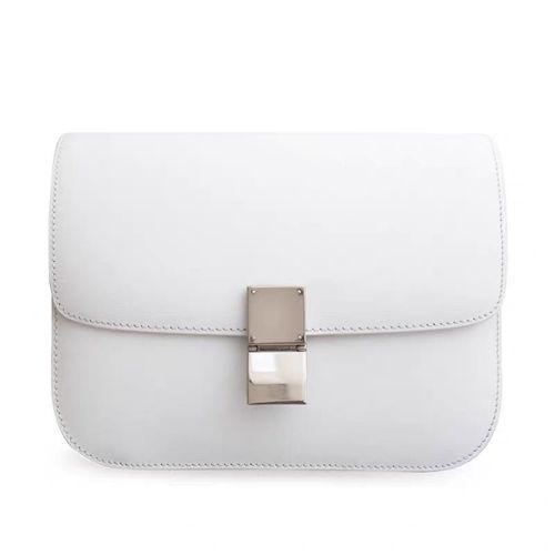 97ac13a247 sac main marque luxe cuir blanc pas cher ou d'occasion sur Rakuten