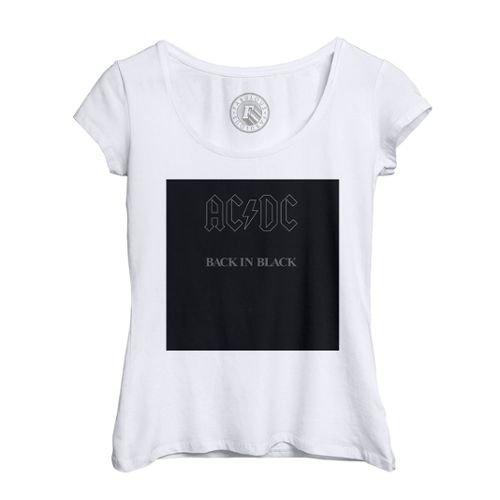 Amplified ACDC Logo Sans Manches T-shirt femme