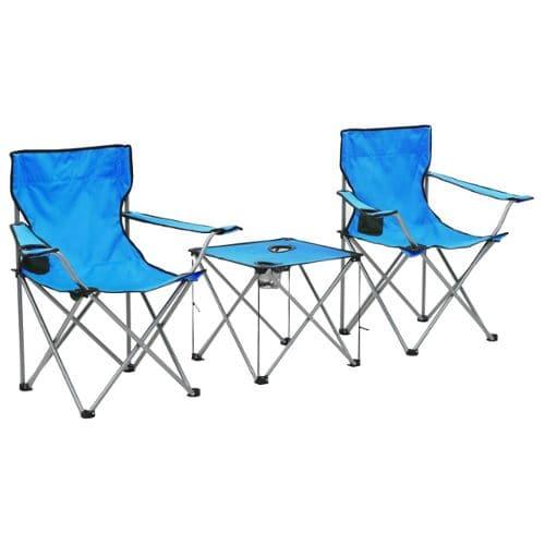 Table Et Chaise De Camping