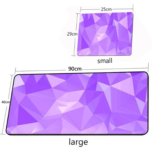 tapis noir et violet pas cher ou d\'occasion sur Rakuten
