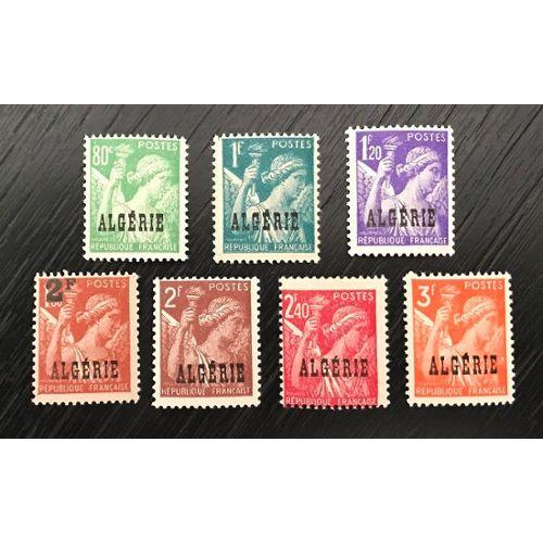 Stamps Architecture Timbre Algerie Neuf N° 199 ** Pour La Victoire