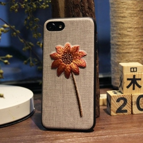 ... Case Flip Stand Cover untuk Samsung GALAXY Grand Prime G530 (Brown. Source · -52-for-iphone-8-7-retro-fashion-embroidery