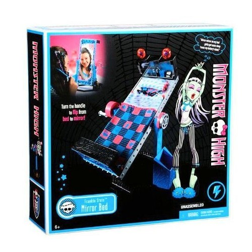 monster high le lit de frankie stein neuf et d 39 occasion. Black Bedroom Furniture Sets. Home Design Ideas