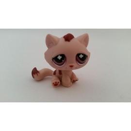 Littlest petshop chat chaton lps pet shop collection jeu - Petshop chaton ...