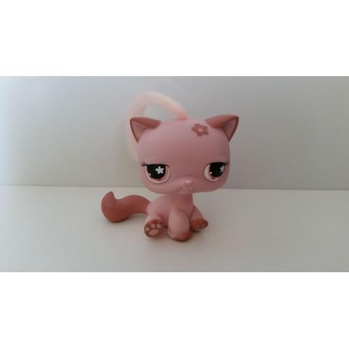 littlest petshop chat lps pet shop animaux collection jeux jouet enfant collector hasbro. Black Bedroom Furniture Sets. Home Design Ideas