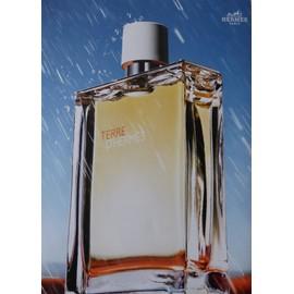 De Fraiche CollectorTerre D'hermes Publicité Très Parfum Eau rdxeoQCWB