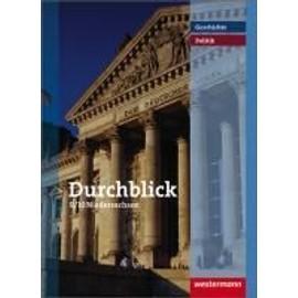 Durchblick Geschichte Und Politik 9/10. Sch�lerband. Realschule. Niedersachsen