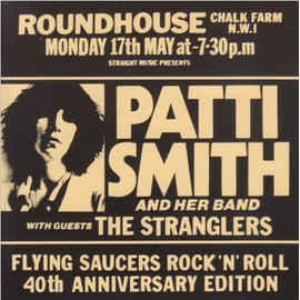 Flying Saucers Rock �N� Roll - Patti Smith 