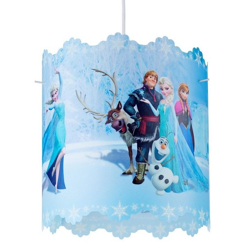La reine des neiges lampe philips disney suspension - La reine des neiges olaf ...