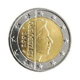 piece de monnaie letzebuerg