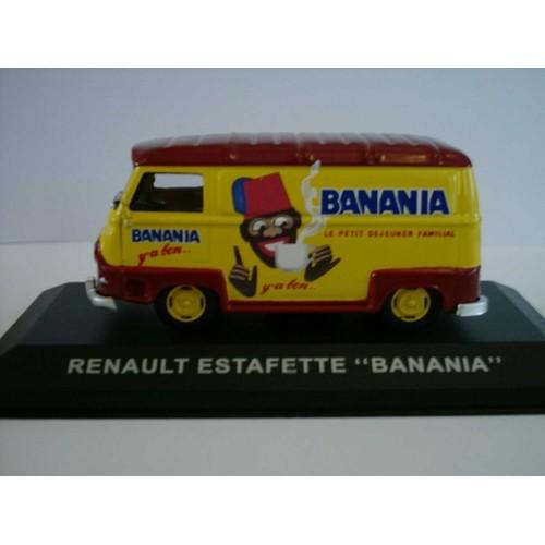 renault estafette chocolat banania 1 43 ixo altaya new. Black Bedroom Furniture Sets. Home Design Ideas