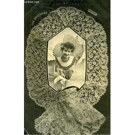 Une Carte Postale Ancienne Timbr�e Et Oblit�r�e Les Dentelles - Coiffure D'irlande de ***