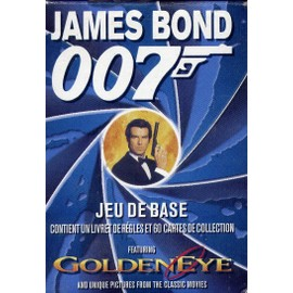 007 James Bond - Goldeneye- Trading Cards