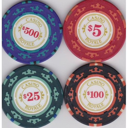 Poker casino royale jetons certified online casinos