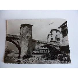 06 - Sospel - Le Vieux Pont Sur La B�v�ra